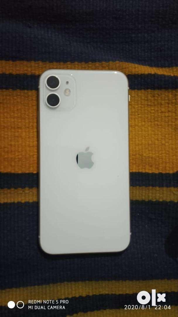 Iphone11 64gb white 0