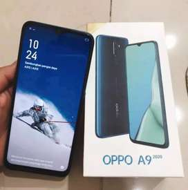Oppo A9 2020 RAM 8GB Internal 128gb resmi