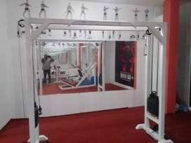 Gym machines available on order