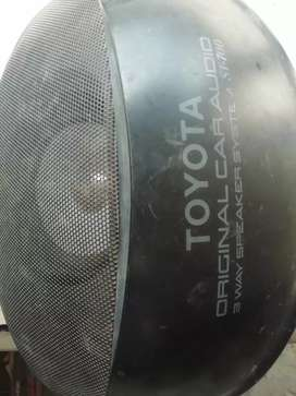 Toyota speakers original