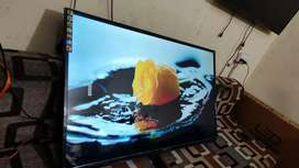 "Brand new 24"" to 65"" smart/non smart led tv with warranty           kn"
