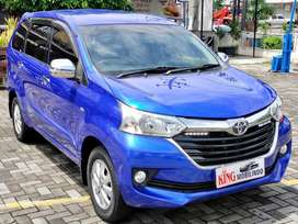 Toyota Grand New Avanza G Manual 2016/15 Istimewa