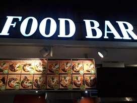 Need urgent staff Jaga Stand makanan