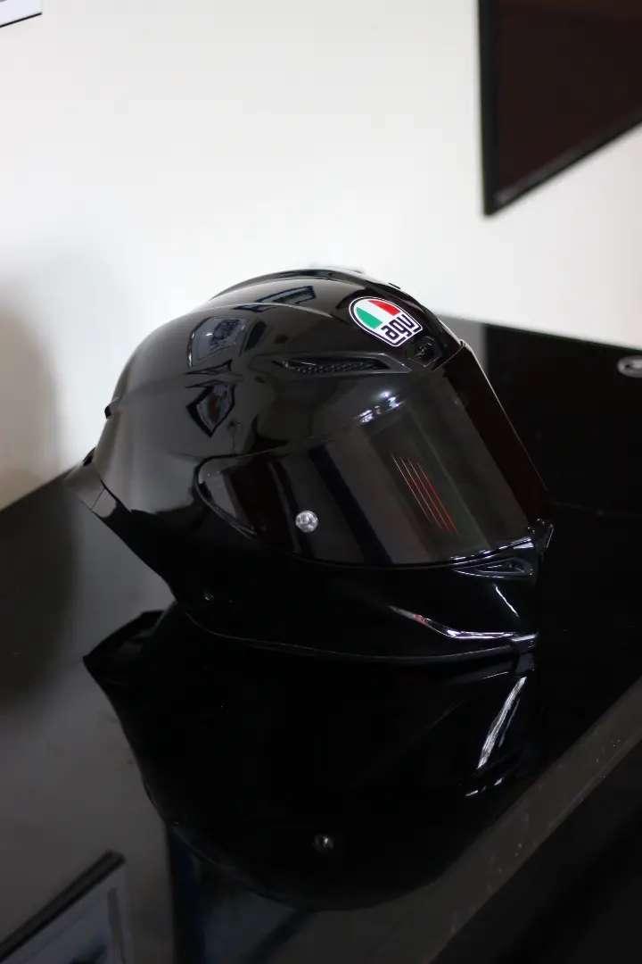 Agv Corsa R & Cardo Packtalk 0