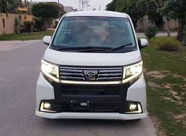 Daihatsu Move 2015 On Easy Monthly Installment.