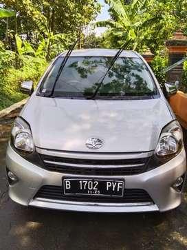 Toyota Agya G Automatic