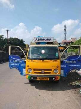 Tata ace  cum driver delivery job