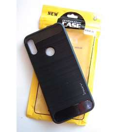 Case Hardcase Softcase Ipaky Carbon Huawei Honor 8A / Honor 8X