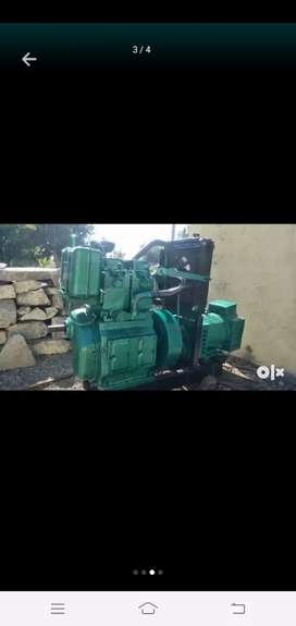 DG For sale 12.5 KVA 3 phase generator good working