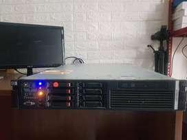 Server HP ProLiant DL385 G7 2U AMD Opteron RAM 32GB Hardisk 600GB SAS