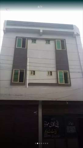 Rooms  available for rent in ibn-e-sina market sargodha