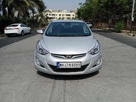 Hyundai Elantra 2.0 SX AT, 2016, Diesel