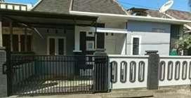 Rumah baru renovasi,