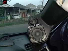 .paket audio 3way cubig
