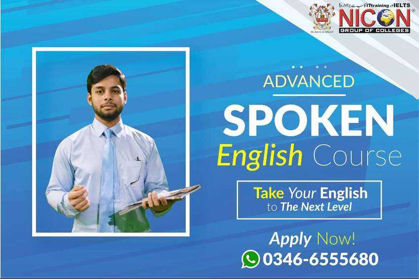 Spoken English for Advance level by Nicon Group of Colleges 0