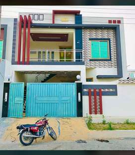 Brand new 7 Marla house for sale