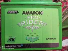 Amaron battery price 800 last 1.5 yar usd hunk baik warnty baki 6