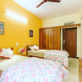Furnished 1 Bhk in HSR layout Bangalore Rs.15000