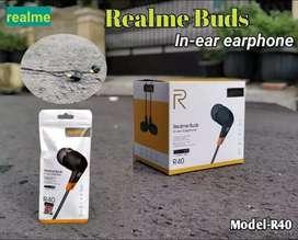 Headset Realme R40