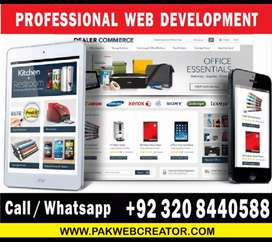 Best Website Design and Development for your business on low price