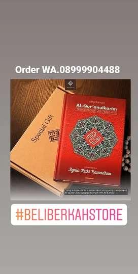 Al Qur'an Custom NAMA, metode TERLENGKAP