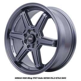 Velg Mobil Toyota ( Avanza, Avanza New, Kijang LGX, Ring 17