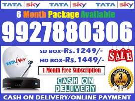 Tata Sky DTH connection - All india piano