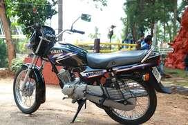 Yamaha YBX 125
