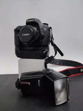 Jual kamera DSLR Canon 7D