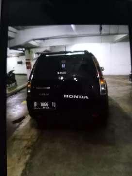Honda CR-V ku bisa di lihat