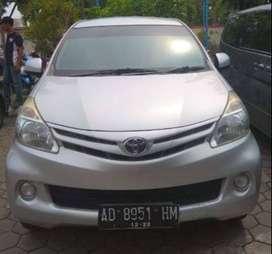 Toyota Avanza Matic 2014 Jateng
