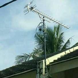 Toko terlengkap pemasangan antena tv