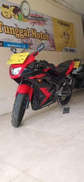 Ninja RR km rendah siap gas