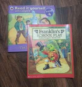 The wizard of Oz & Franklin's school play
