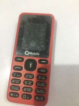 Q mobile    Only unboxed