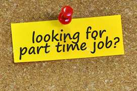 Requirement Part Time and Home Basis Jobs First Come First Basis