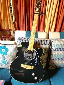 Givson Semi Acoustic Guitar, Rarely Used