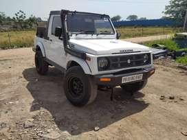 Maruti Suzuki Gypsy 2019