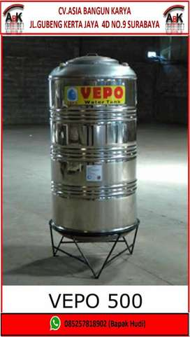 Tandon Stainless Steel VEPO 500 L