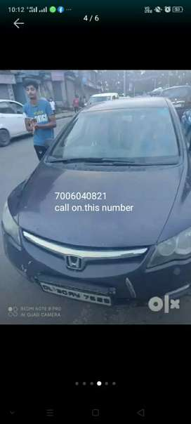 Honda Civic 2008 Petrol Well Maintained