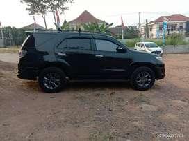 Fortuner upgrade