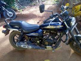 Avenger 150 full clear paper and gud condition