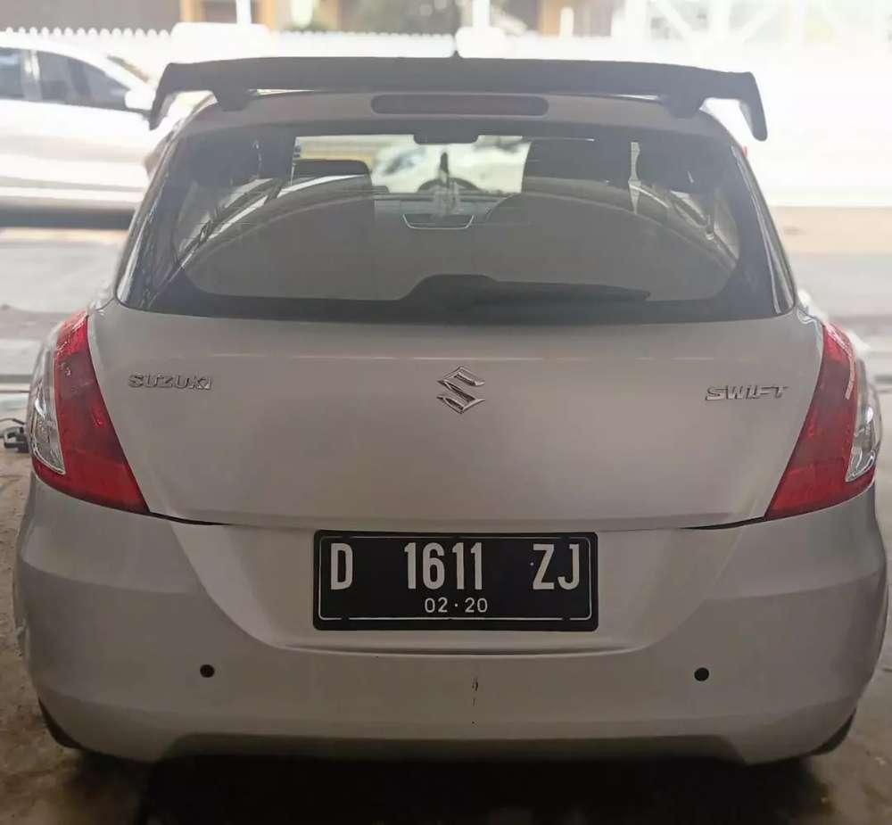 Suzuki swift gx cbu manual / mt 2014 Antapani (Cicadas) 133 Juta #59
