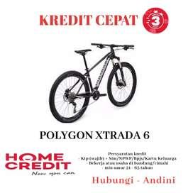 Polygin xtrada 6 kredit tanpa bunga -BandungCimahi-