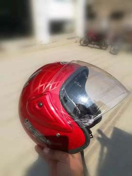 New helmet delivery all over pakistan Rs.250 only