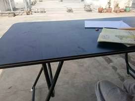 Plastic Chair   foldable table