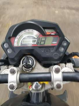 Good condition.new tyres . battery chain spockets.led light