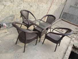 Table Chair Set ( Brand New)