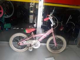 Sepeda anak polygon ukuran 16