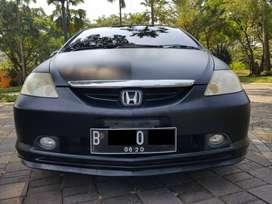 Honda City I-DSI AT 2005,Efisiensi Untuk Tingginya Aktivitas